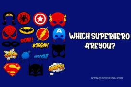 Which Superhero Are You