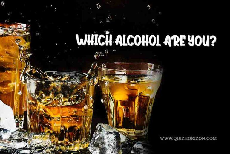 Which alcohol are you